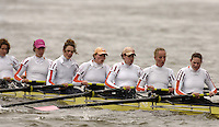 Chiswick, London. ENGLAND,11.03.2006, Women's Head of the River Race Mortlake to Putney  on Saturday 11th March    © Peter Spurrier/Intersport-images.com.. 2006 Women's Head of the River Race. Rowing Course: River Thames, Championship course, Putney to Mortlake 4.25 Miles