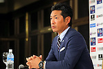 Hiroki Kokubo (JPN), JANUARY 24, 2017 - Baseball : Japan head coach Hiroki Kokubo attends a press conference in Tokyo, Japan. Kokubo announced the roster for the 2017 World Baseball Classic. (Photo by AFLO)