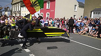 "2017 08 30 Police investigate ""racist"" float in Aberaeron, Wales, UK"