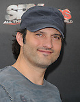 Robert Rodriguez at The Weinstein Company World Premiere of Spy Kids: All the Time in the World in 4 held at The Regal Cinames,L.A. Live in Los Angeles, California on July 31,2011                                                                               © 2011 Hollywood Press Agency