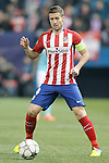 Atletico de Madrid's Gabi Fernandez during UEFA Champions League match. March 15,2016. (ALTERPHOTOS/Acero)