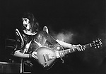 Kiss 1976 Ace Frehley.© Chris Walter.