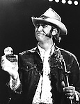 Don Williams 1977.© Chris Walter.