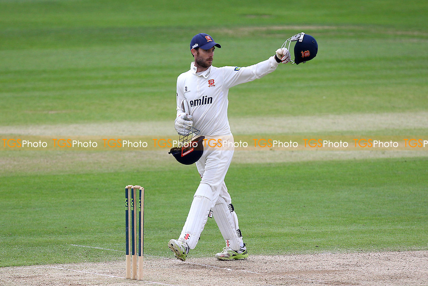 James Foster of Essex - Essex CCC vs Surrey CCC - LV County Championship Division Two Cricket at the Essex County Ground, Chelmsford, Essex - 26/05/14 - MANDATORY CREDIT: Gavin Ellis/TGSPHOTO - Self billing applies where appropriate - 0845 094 6026 - contact@tgsphoto.co.uk - NO UNPAID USE