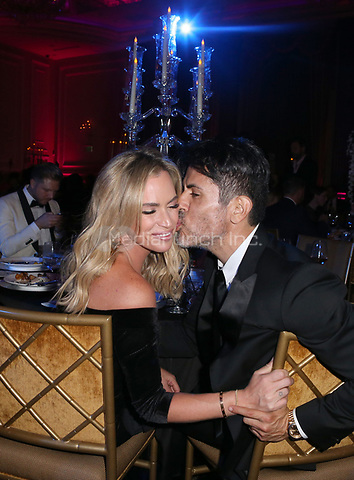 LOS ANGELES, CA - NOVEMBER 9: Teddi Jo Mellencamp at the 2nd Annual Vanderpump Dog Foundation Gala at the Taglyan Cultural Complex in Los Angeles, California on November 9, 2017. Credit: November 9, 2017. Credit: Faye Sadou/MediaPunch