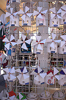 Alacati, Turkey: windmill souvenirs