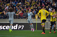 140726 Football United Tour - Wellington Phoenix v Newcastle United