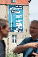 2014/06/03 Berlin | Zensur NSU-Plakat