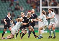20151210 Varsity Women's Rugby, Twickenham. UK.