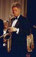 New York City<br /> 1993 <br /> Bill Clinton<br /> Photo By John Barrett-PHOTOlink.net/MediaPunch