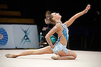 "February 12, 2016 - Tartu, Estonia - ELENA BOLOTINA of Belarus performs in the All-Around at ""Miss Valentine"" 2016 international tournament.February 12, 2016 - Tartu, Estonia - ELENA BOLOTINA of Belarus performs in the All-Around at ""Miss Valentine"" 2016 international tournament."