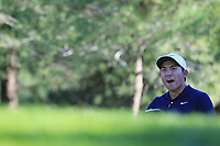 C.T Pan (TPE) in action during the first round of the Turkish Airlines Open played at the Montgomerie Maxx Royal Golf Club, Belek, Turkey. 07/11/2019<br /> Picture: Golffile | Phil INGLIS<br /> <br /> <br /> All photo usage must carry mandatory copyright credit (© Golffile | Phil INGLIS)