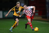 Cambridge United Youth vs Stevenage Youth 18-11-15