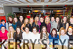 Mitchels Senior Ladies GAA Team celebrating Little Women's Christmas at Gally's Bar on Friday