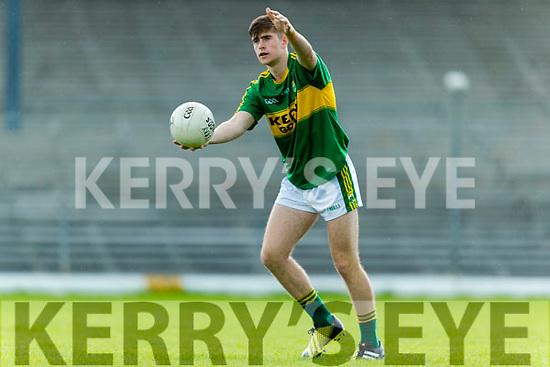 Donal O'Sullivan on the Kerry Minor Football panel.