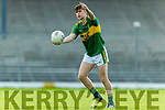 Donal O'Sullivan on the Kerry Minor Football panel.