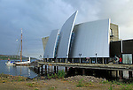 Norveg Coastal Museum in Rorvik, architect Gudmundur Jonnson, Norway built 2004