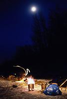 R.Redington Jr.'s Team Rest Under Moon at Eagle Isl 1