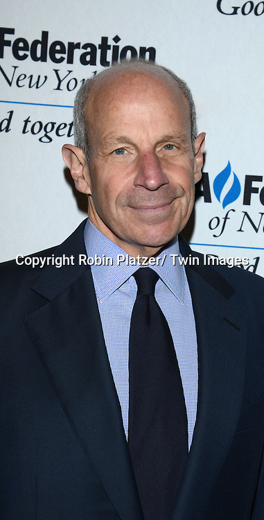 Jonathan Tisch attends the UJA-Federation of New York's Music Visionary of the Year Luncheon on June 25, 2014 at the Pierre Hotel in New York City. Neil Portnow, President/CEO of the Recording Academy was the honoree.