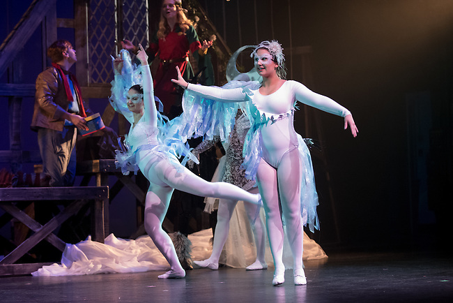 """The Snow Queen"" by the Lexington Children's Theatre at the Opera House on, Friday Nov. 25, 2016  in Lexington, Ky. Photo by Mark Mahan"