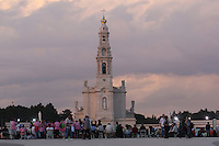 Thousands of pilgrims converged on Fatima Santuary to celebrate the anniversary of the Fatima miracle when three shepherd children claimed to have seen the Virgin Mary in May 1917. Reportedly the aparition of a shining lady told the children - Lucia, Francisco, and Jacinta - to meet her in the same place on the 13th day of each month until October.