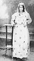 Turkie 1940?.Aziza, daughter of sheikh Said.Turquie 1940?.Aziza, fille de sheikh Said