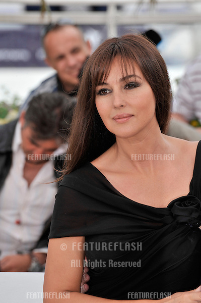 "Monica Bellucci at photocall for her new movie ""Sanguepazzo - Une Histoire Italienne"" at the 61st Annual International Film Festival de Cannes..May 19, 2008  Cannes, France..Picture: Paul Smith / Featureflash"