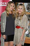 Mary Kate & Ashley Olsen Book Signing Influence 11-12-08