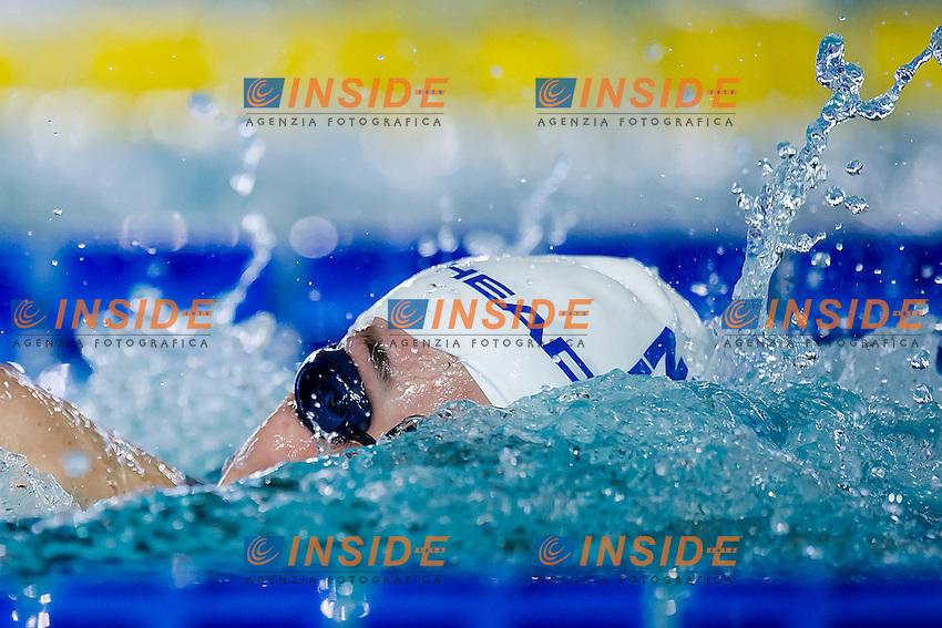 Francesca Bertotto<br /> Nuoto Livorno<br /> 400 Stile Libero<br /> Stadio del Nuoto Riccione<br /> Campionati Italiani Nazionali Assoluti Nuoto Primaverili Fin <br /> Riccione Italy 19-04-2016<br /> Photo Andrea Masini/Deepbluemedia/Insidefoto