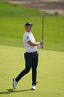 Matt Wallace (ENG) during the third round of the Omega Dubai Desert Classic, Emirates Golf Club, Dubai, UAE. 26/01/2019<br /> Picture: Golffile | Phil Inglis<br /> <br /> <br /> All photo usage must carry mandatory copyright credit (© Golffile | Phil Inglis)