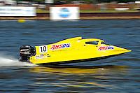 Terry Rinker (#10)     (Formula 1/F1/Champ class)