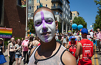 Sisters of Seattle, Seattle PrideFest 2016, Pride Parade and Festival, Washington, USA.
