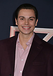 "Jake T. Austin 110 attends the premiere of Columbia Pictures' ""Charlie's Angels"" at Westwood Regency Theater on November 11, 2019 in Los Angeles, California."