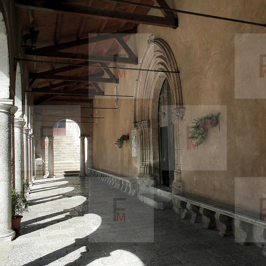 Chiesa Madre dei S.S. Pietro e Paolo a Petralia Soprana..Church of Pietro e Paolo saints in Petralia Soprana