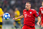 07.11.2018, Allianz Arena, Muenchen, GER, UEFA CL, FC Bayern Muenchen (GER) vs AEK Athen (GRC), Gruppe E, UEFA regulations prohibit any use of photographs as image sequences and/or quasi-video, im Bild Franck Ribery (FCB #7) <br /> <br /> Foto &copy; nordphoto / Straubmeier