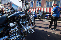 Usa,Tennessee,Memphis, Beale Street,black bikers
