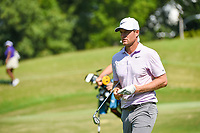 Lucas Bjerregaard (DEN) heads down 8 during round 4 of the WGC FedEx St. Jude Invitational, TPC Southwind, Memphis, Tennessee, USA. 7/28/2019.<br /> Picture Ken Murray / Golffile.ie<br /> <br /> All photo usage must carry mandatory copyright credit (© Golffile | Ken Murray)