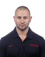 Stanford, CA - September 20, 2019: Mark Freeman, Athlete and Staff Headshots