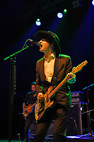 LONDON, ENGLAND - MAY 12: 'Peter Doherty and the Puta Madres' performing at The Forum on May 12, 2019 in London, England.<br /> CAP/MAR<br /> &copy;MAR/Capital Pictures