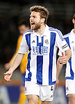 Real Sociedad's Asier Illarramendi during La Liga match. April 9,2016. (ALTERPHOTOS/Acero)