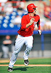 2 March 2011: Washington Nationals outfielder Bryce Harper in Spring Training action against the Florida Marlins at Space Coast Stadium in Viera, Florida. The Nationals defeated the Marlins 8-4 in Grapefruit League action. Mandatory Credit: Ed Wolfstein Photo