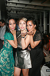 To-Tam, Meital Benaroya, To-Nya Attend SACHIKA TWINS Present REVE BOUTIQUE FASHION SHOW at The Skyroom, NY 8/2/11