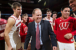 2015-16 NCAA Basketball: Green Bay at Wisconsin