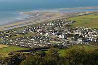 2016 02 13 Flood defences budget for Fairbourne village scrapped,Gwynedd,Wales,UK
