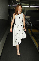 NEW YORK, NY-June 24: Sarah Rafferty to talk about the new season of USA network Suits in New York. NY June 24, 2016. Credit:RW/MediaPunch