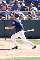 July 25, 2010: Everett AquaSox's Evan Sharpley (11) at-bat during a Northwest League game against the Salem-Keizer Volcanoes at Everett Memorial Stadium in Everett, Washington.
