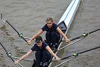 Crew: 364   Queen's Gate A    Queens Gate Rowing Club    W J16 2x Club <br /> <br /> Pairs Head 2017<br /> <br /> To purchase this photo, or to see pricing information for Prints and Downloads, click the blue 'Add to Cart' button at the top-right of the page.