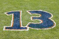 SAN ANTONIO, TX - APRIL 26, 2009: The Northwestern State University Lady Demons vs. The University of Texas at San Antonio Roadrunners Softball at Roadrunner Field. (Photo by Jeff Huehn)