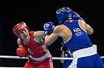 Boxing-Rosie Eccles v Kaye Scott