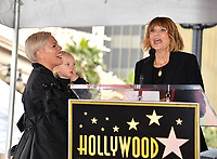LOS ANGELES, CA. February 05, 2019: Pink, Jameson Moon Hart &amp; Kerri Kenney-Silver at the Hollywood Walk of Fame Star Ceremony honoring singer Pink.<br /> Pictures: Paul Smith/Featureflash
